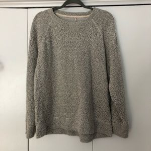 lou and grey sweater
